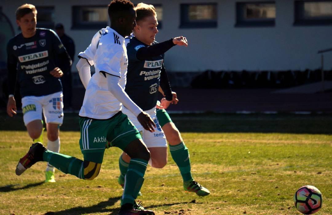 Lopputulos AC Oulu  GrIFK 22 00 Raportti kooste jahellip