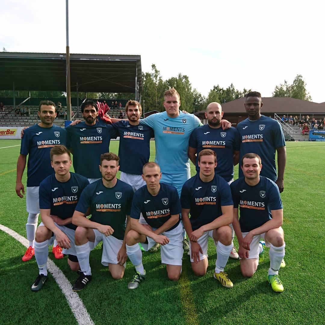 Nill mennn! VillanPojat SuomenCup Oulu