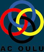 AC Oulun vanha logo