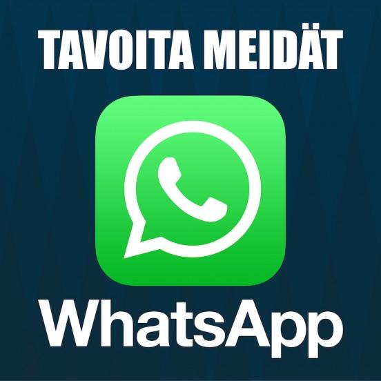 AC Oulun WhatsApp