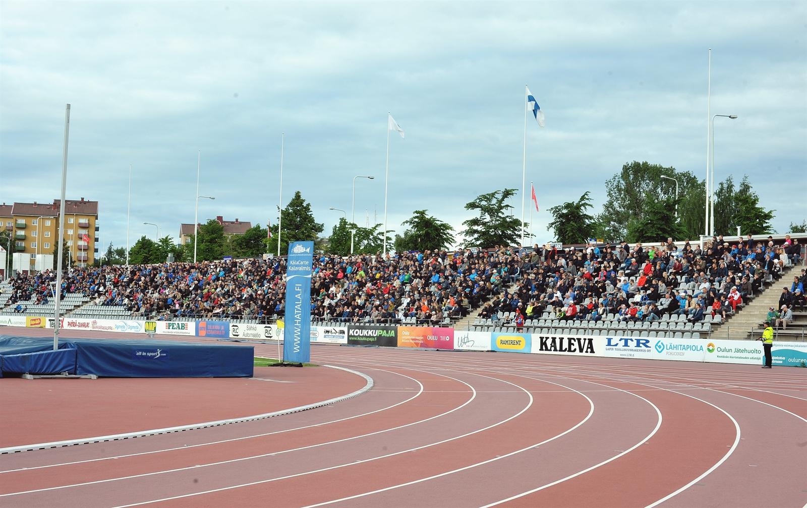 Oulun Derby otetaan uusiksi viikon päästä keskiviikkona. (Kuva: Kari Väre)