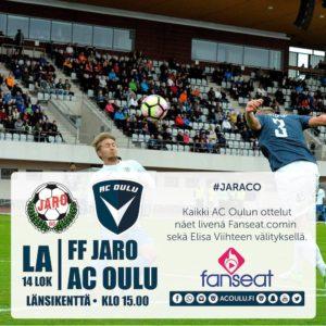 Tnnn viimeinen vierasottelu ffjaro vieraana Bussillinen AC Oulun kannattajia paikallahellip